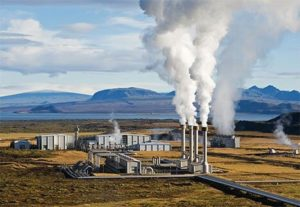 Geothermal Power Plant - Geothermal Energy
